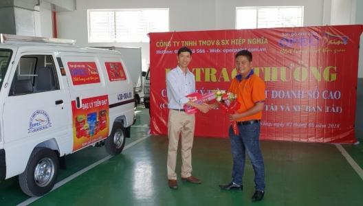 Chương trình đầu tư xe tải và bán tải