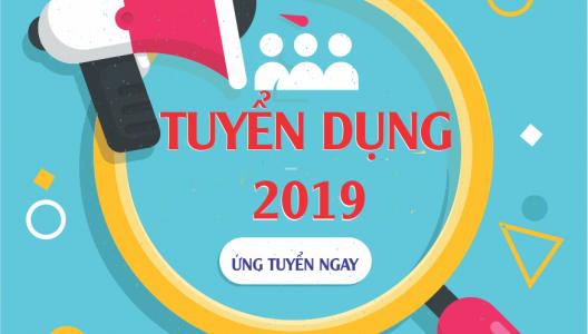 CÔNG TY TNHH TMDV & SX HIỆP NGHĨA TUYỂN DỤNG 2019